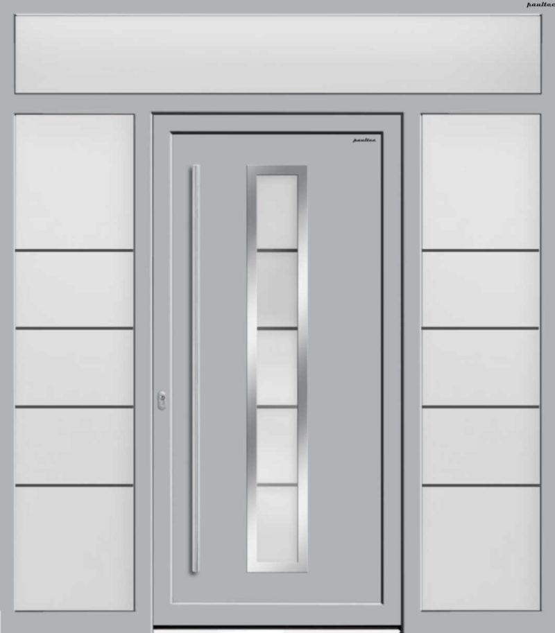 EF SmartDoors mit 2 Seitenteilen & Oberlicht | paultec ...